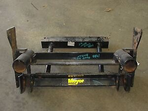 *** Wanted Meyers plow mount ***
