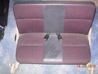 Nissan Terrano Rear bench seat