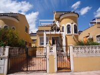 Spanish 3 Bedroom Detached Villa - Holiday Let