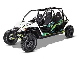 2017 Arctic Cat Wildcat 4X