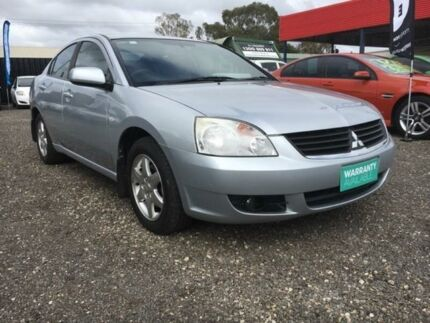 2005 Mitsubishi 380 DB Limited Edition Silver 5 Speed Sports Automatic Sedan Elizabeth West Playford Area Preview