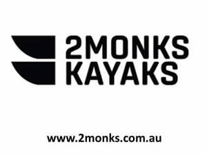 2Monks Brisbane – Accessories - Collapsible Kayak Trolley Park Ridge South Logan Area Preview