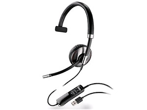 6 Customer service headsets