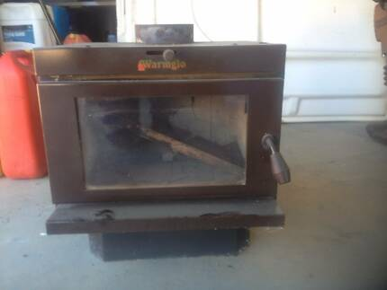 Wood heater Warmglo