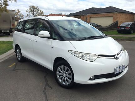 Toyota Tarago 8 seater Injected Gas