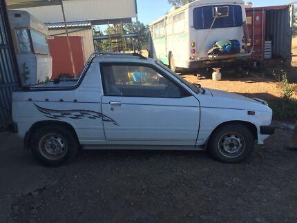 1987 Suzuki Mighty Boy Ute