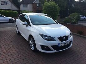 SEAT IBIZA FR, 2.0 TDI, 2011, SPORT COUPE, 1 OWNER FROM NEW!