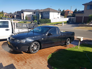 2007 ford xr6 Bf mkll Prestons Liverpool Area Preview