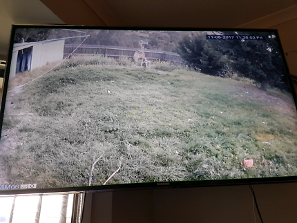 CCTV FULL HD CAMERA SUPPLY AND INSTALL ( LICENSED)