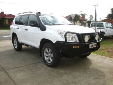 2011 Toyota LandCruiser Wagon Pennington Charles Sturt Area Preview