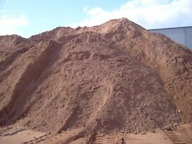 virgin 6mm screened topsoil