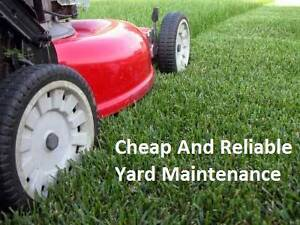 Affordable and Reliable Lawn Mowing & Yard Maintanence Cleveland Redland Area Preview