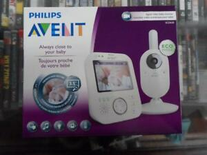 Brand New Philips Avent Digital Video Baby Monitor - SCD630