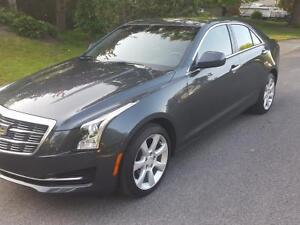 Transfert de bail pour Cadillac ATS 4 roues motrices 2015