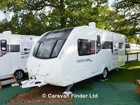 Caravan sterling Eccles solitaire S.E £12,000 ono