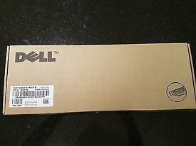 BRAND NEW BOXED!! Standard pc usb black keyboards HP and Dell