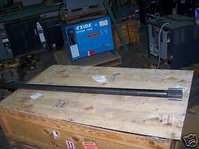 Taylor Forklift Axle Shaft