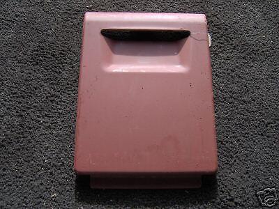 Massey Ferguson 150 165 175 3165 Mf30 Mf31 Tractor Battery Door 512542m91
