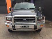 2005 Ford F250 XLT 7.3 litre V8 Diesel Greenwith Tea Tree Gully Area Preview