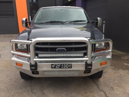 OFFERS WANTED !!!2005 Ford F250 XLT 7.3 litre V8 Diesel Greenwith Tea Tree Gully Area Preview