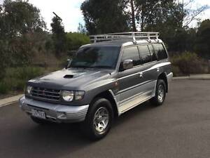 1998 Mitsubishi Pajero GLS - 2.8 TD - RWC DONE - Ready to go! Croydon Maroondah Area Preview