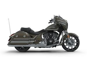 2018 Indian Motorcycle Chieftain Limited ABS Bronze Smoke with G