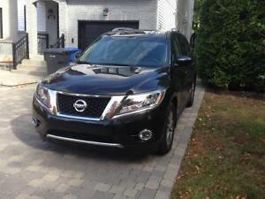 Transfert de bail pour Nissan Pathfinder SV 2015