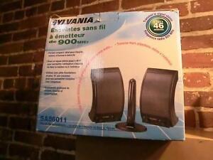Système de son sans-fil Sylvania SA8611 (i013278)