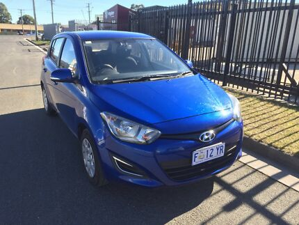 Hyundai I 20 hatch Prospect Launceston Area Preview