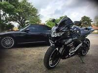 Suzuki GSXR fairings. Limited Edition TT black fairings