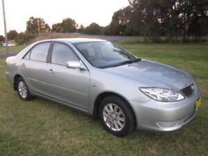 2004 TOYOTA CAMRY ATEVA 4 CYLINDER AUTO 12/17 REGO Maitland Maitland Area Preview