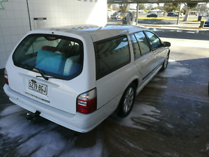 Ford falcon wagon set up for backpacking fruit work Paringa Renmark Paringa Preview
