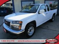 2012 GMC Canyon READY TO WORK SLE MODEL 5 PASSENGER TWO-WHEEL DR