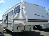 Fifth Wheel Travelaire