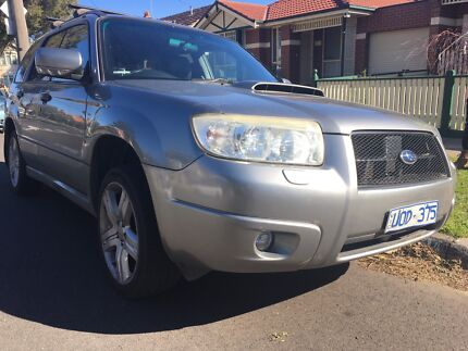 06 Subaru Forester. One owner, service history, tinted & sunroof