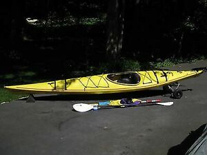 Sea Kayak - Aquaterra Chinook by Perception