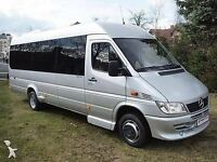 Mini Bus Hire at Great Prices Glasgow/ Lanarkshire ** 15 passengers **