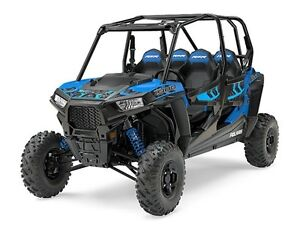 2017 Polaris RZR 4 900 EPS Velocity Blue