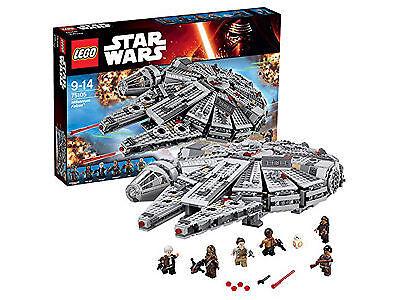Der Lego Star Wars 75105 Millennium Falcon