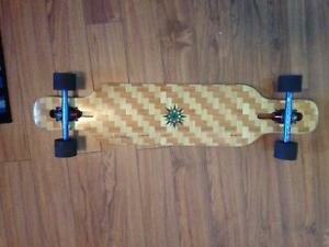 Loaded tan tein longboard