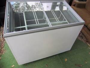 Ice Cream Display Gelato Freezer New Farm Brisbane North East Preview