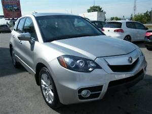 2010 Acura RDX Technology Package SUV, Crossover