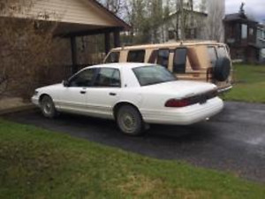 1995 Mercury Grand Marquis Sedan