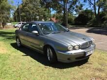 2004 Jaguar X Type Sedan East Lindfield Ku-ring-gai Area Preview