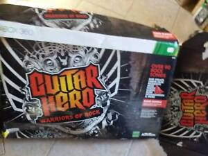 XBOX Guitar Hero Games, Music CDs, Videos, Simpsons Dural Hornsby Area Preview