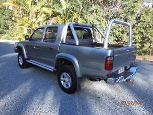 Toyota Hilux Ute dualcab sr5 4x4 Gaven Gold Coast City Preview