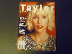 Taylor Swift Superstar Magazine Special collector Edition