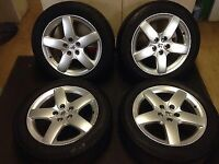 looking for peugeot 5x108 winter wheels R17,R18