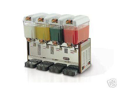 Cofrimill Juice Cold Drink Dispenser 4 Tanks - Cd4j Eurodib