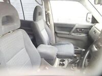 wanted front cloth seat for a 2003 shogun DID